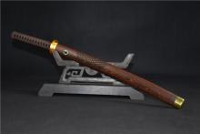 01696柳叶弯刀2(一体刀)外贸---爆款