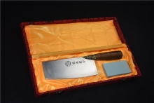 01726龙泉手工锻打切菜刀2